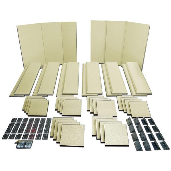 Acoustic Treatment Kit : primacoustic london 16 broadway acoustic panels room kit ~ Hamham.info Haus und Dekorationen