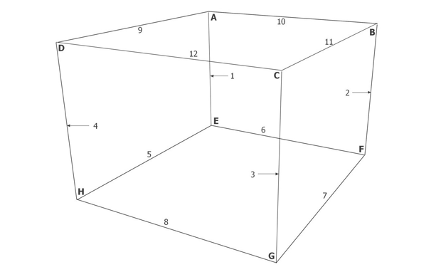 Corner bass trap placement in a control / listening room. All room modes cause bass buildup in the corners.