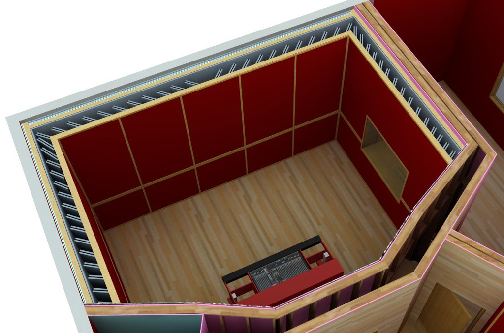 Surprising Acoustic Treatment Setup 101 How To Treat Your Room Largest Home Design Picture Inspirations Pitcheantrous