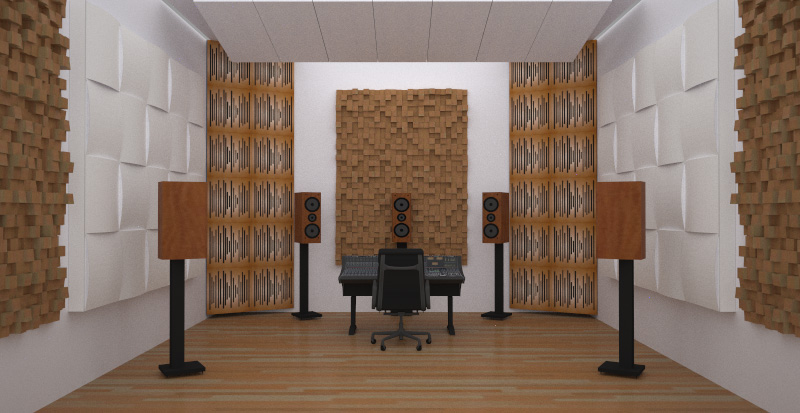 home theater acoustic design. Material for High Fidelity Listening and Mixing Acoustic Treatment Setup 101  How to Treat Your Room