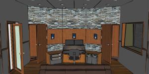 NE (Non-Environment) control room