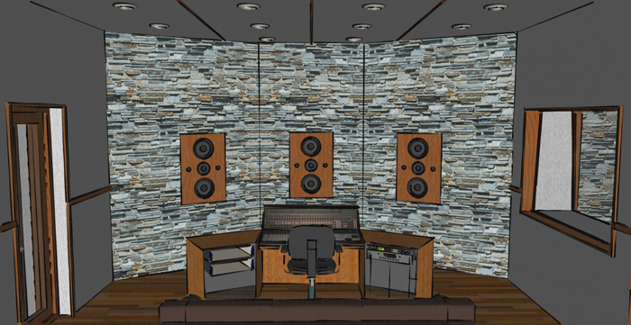 Recording Studio Design Service The Dream Blueprint